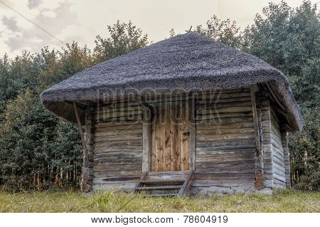 Old Belarussian House