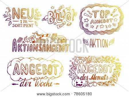 Hand-drawn labels