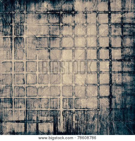Vintage spotted textured background. With different color patterns: black; gray; blue; brown