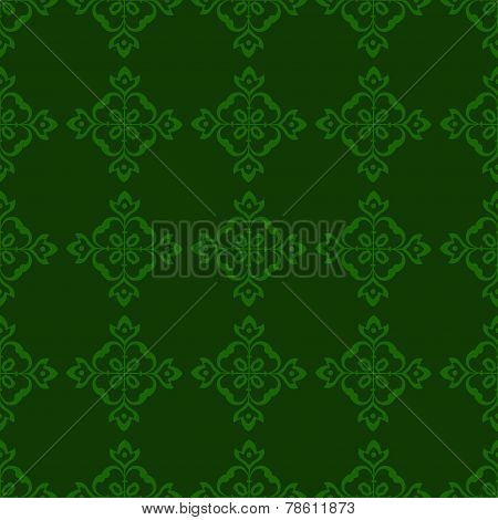 Vector decorative seamless pattern background. Elegant luxury texture for wallpapers, backgrounds an
