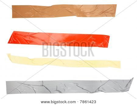 Adhesive Tape Stick Piece