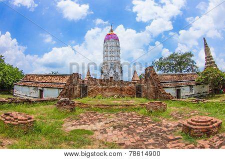 Wat Ayutthaya