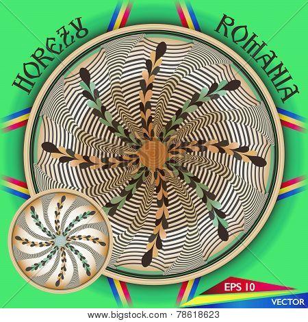 Famous Handmade Romanian Ceramics of Horezu