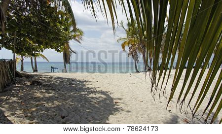 summer in the dominican republic in boca chica