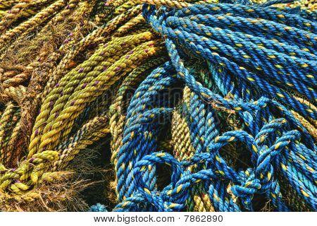 Fishing Net Ropes