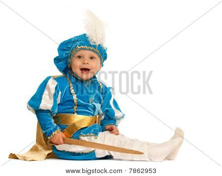 Little Prince With A Sword