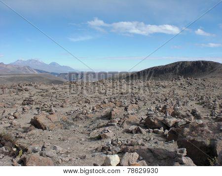 Andes Around Puno