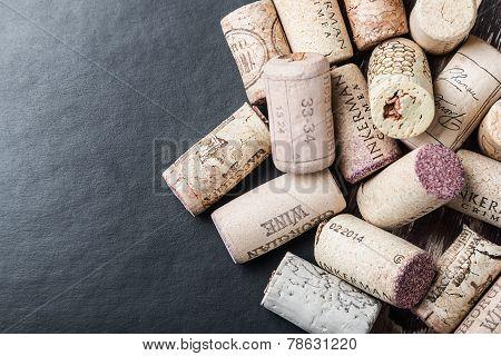 Wine Corks Famous Wine