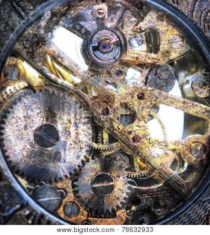 Clockwork Inside