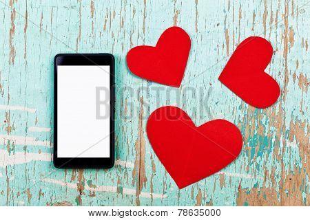 Valentine's Day Copy Space