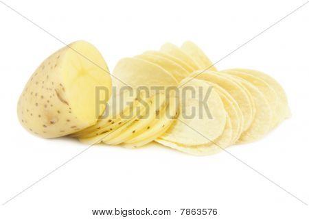 Potato Chip Process
