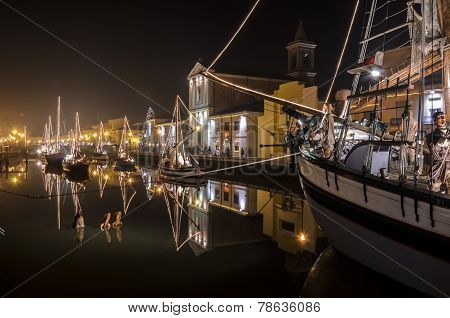 Christmas in Cesenatico