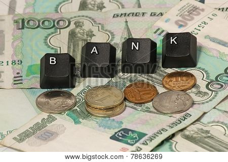 Bank And Russian Money