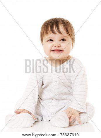 Small Happy Child.