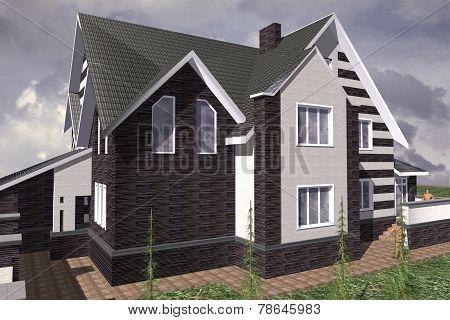 Modern Cottage