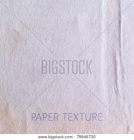 abstract background with old wrinkled and stained paper texture