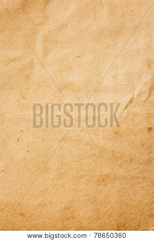 Old Brown Color Paper