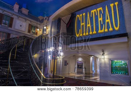 Las Vegas , Chateau Night Club