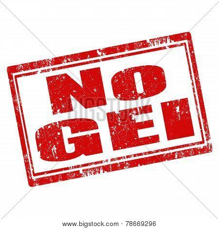No GEI stamp