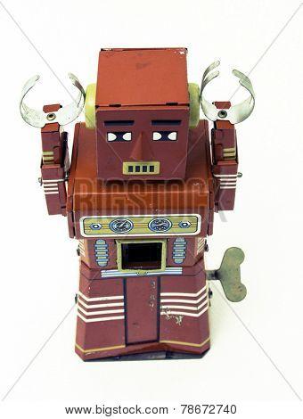 reto robot toy