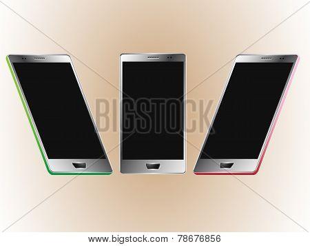 Three Smartphones