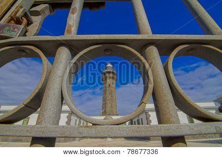 Lighthouse Faro de Orchilla