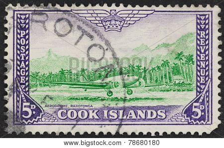 Cook Islands Postage Stamp