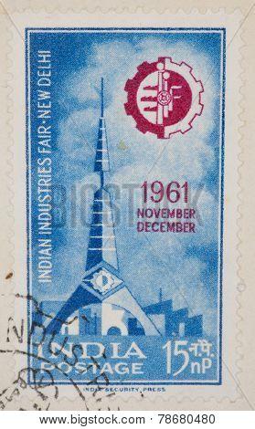 India Postage Stamp