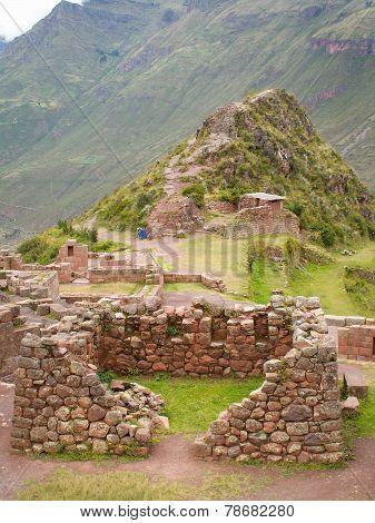 Pisac Ruin
