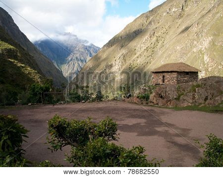 Inca Trail Football Pitch
