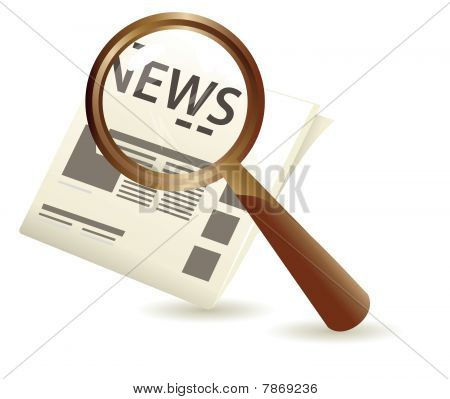 Notícias do vetor
