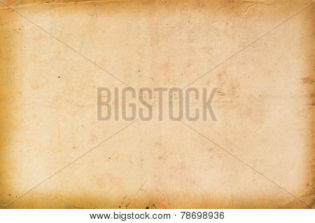 Old Paper Textured Background