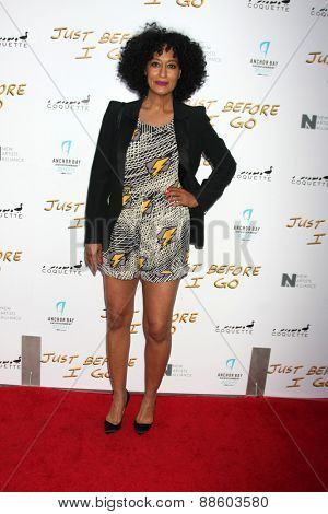 LOS ANGELES - FEB 20:  Tracee Ellis Ross at the