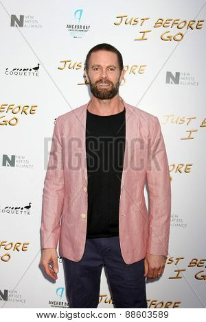 LOS ANGELES - FEB 20:  Garret Dillahunt at the