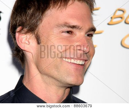 LOS ANGELES - FEB 20:  Seann William Scott at the