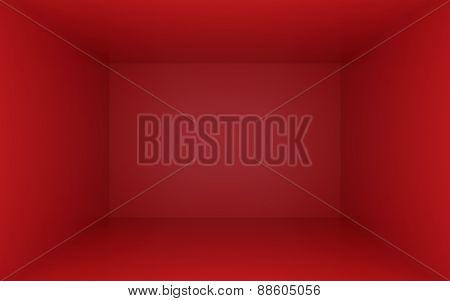 Red box inside