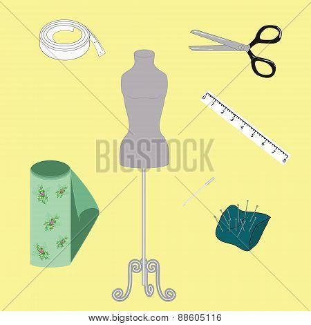 Elements Of Sewing