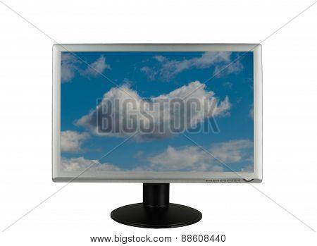 Cloud computing monitor