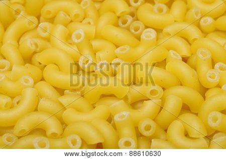 Pasta Shells Background