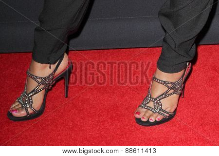 LOS ANGELES - FEB 18:  Tiya Sircar at the Global Premiere of
