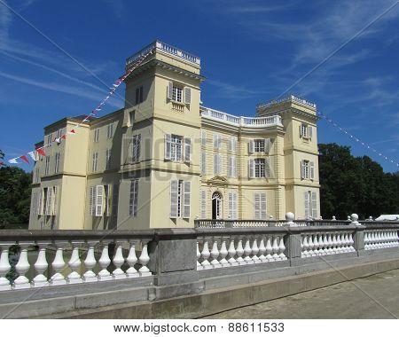 Castle, Hingene, Belgium