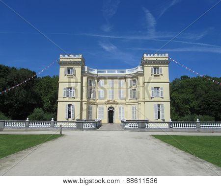 Castle d'Ursel, Hingene, Belgium