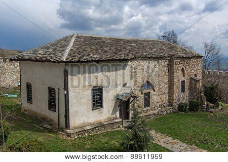 Orthodox Medieval Kuklen Monastery St. Kosma and St. Damyan