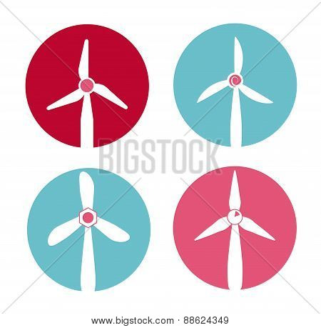 Energy design, vector illustration.