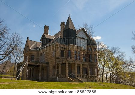 Stone Mansion