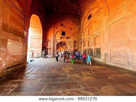 Fatehpur Sikri, India  UNESCO heritage.