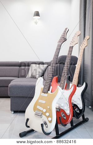 Stand For Guitars