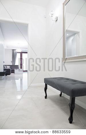 White Anteroom