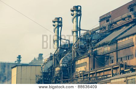 industry factory