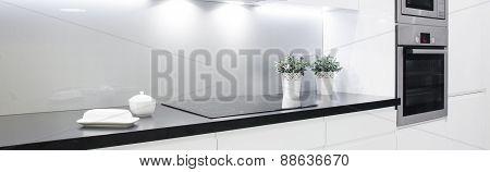 Black Worktop